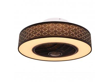 ROSARIO 03621 GLOBO ventilátor s osvětlením  * světelný zdroj LED * dálkové ovládání *