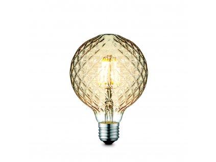 LED žárovka E27/4W GLOBO 11461 LED BULB  * stmívatelná *