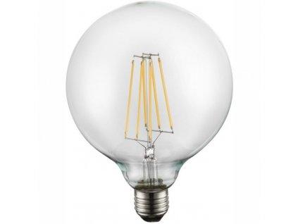 LED žárovka E27/9W GLOBO 10586 LED BULB