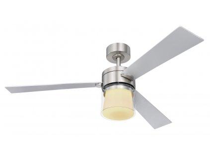 VERLOSA 03642 GLOBO ventilátor s osvětlením  * světelný zdroj LED * dálkové ovládání *