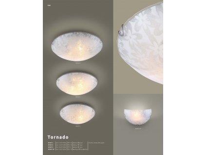 Svítidlo TORNADO 40463-1 GLOBO