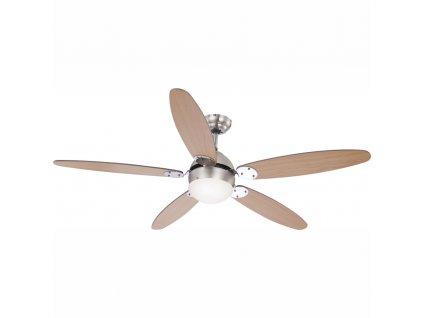 Ventilátor AZURA 0308 GLOBO s osvětlením