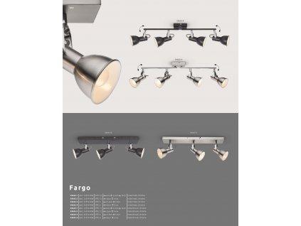 Svítidlo FARGO 54643-2 GLOBO