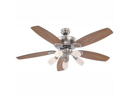 Ventilátor JERRY 0337 GLOBO s osvětlením