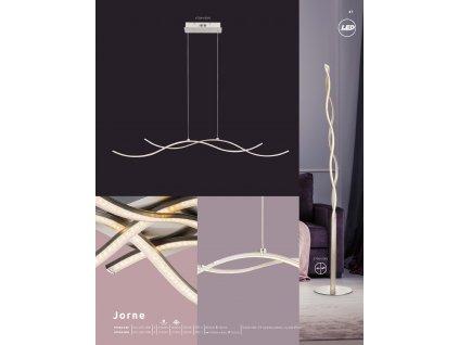 Svítidlo JORNE 67004-15 GLOBO  * včetně světelného zdroje LED *