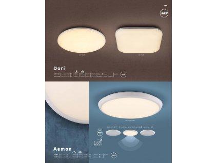 Svítidlo DORI 32118-24 GLOBO  * včetně světelného zdroje LED *