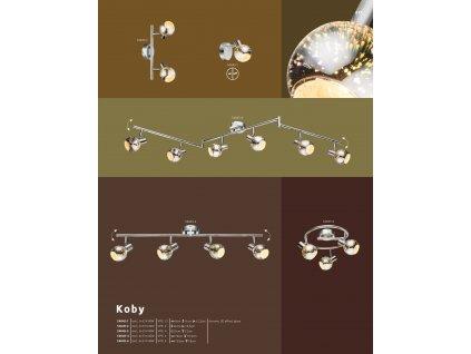 Svítidlo KOBY 54845-1 GLOBO