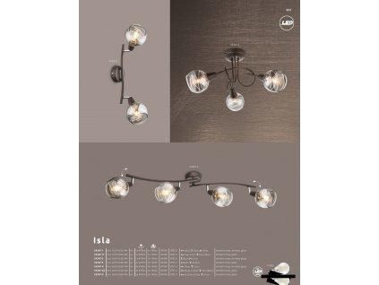 Svítidlo ISLA 54347-1 GLOBO  * včetně LED žárovek ZDARMA *