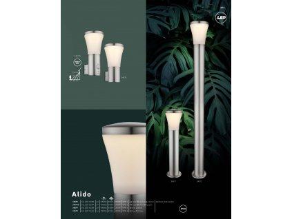 Svítidlo ALIDO 34572 GLOBO  * včetně světelného zdroje LED *