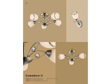Svítidlo COMODORO II 54708-5 GLOBO