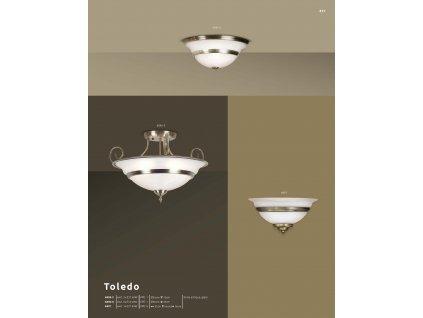 Svítidlo TOLEDO 6896-5 GLOBO