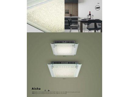 Svítidlo AISHA 49357-17 GLOBO  * včetně světelného zdroje LED *