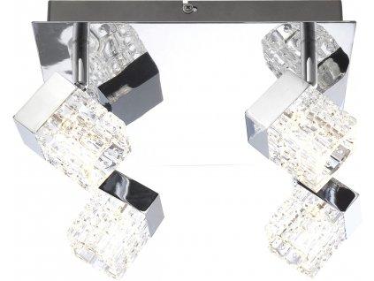 Svítidlo ANKARA 56193-4 GLOBO  * včetně světelného zdroje LED *