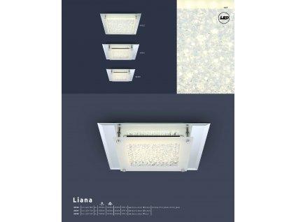 Svítidlo LIANA 49301 GLOBO  * včetně světelného zdroje LED *