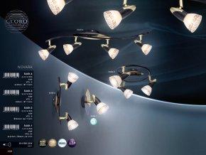 Svítidlo NOVARA 5449-1 GLOBO
