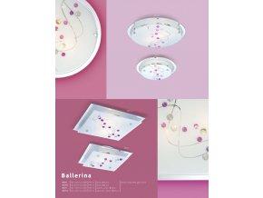 Svítidlo BALLERINA 48070 GLOBO