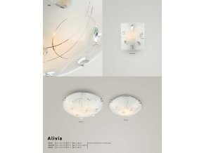 Svítidlo ALIVIA 40414-1 GLOBO