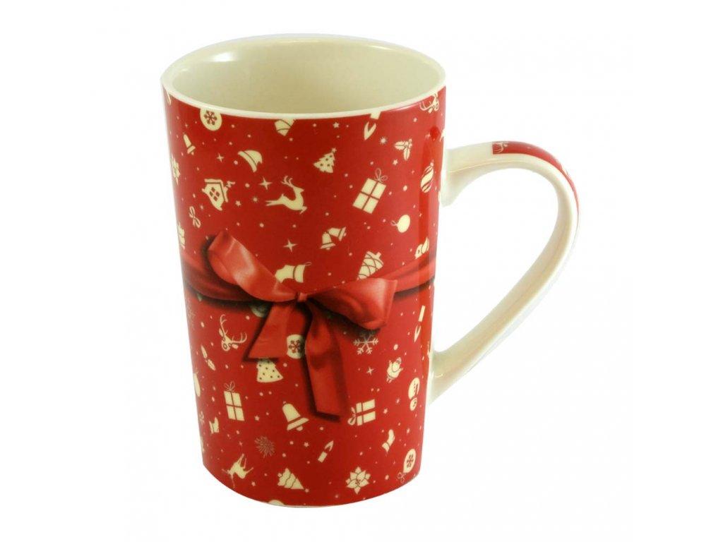 Porcelánový - vianočný hrnček