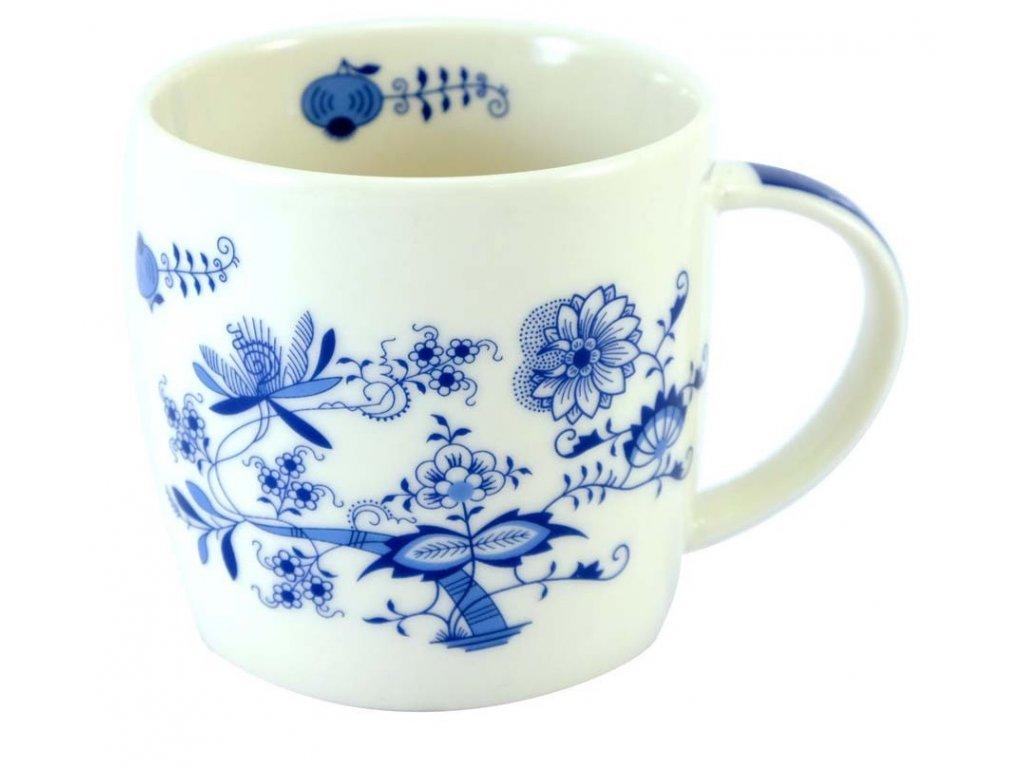 Porcelánový hrnček, 300 ml, Cibulák