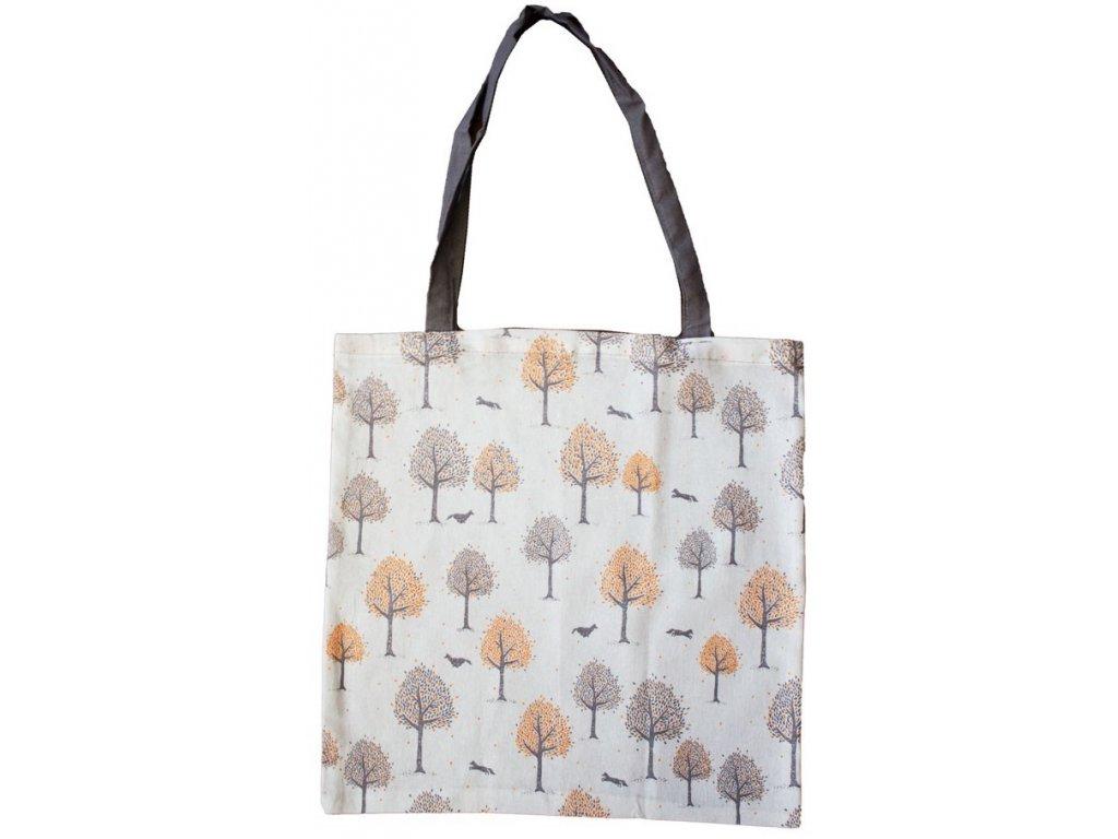 Látková taška, Stromčeky