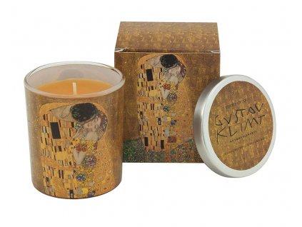 Home Elements Vonná sviečka Klimt - Kvetinová 160 g
