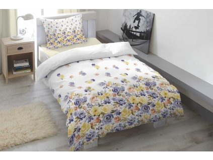 Luxusné bavlna saténové obliečky VENDELA SUNDRESS