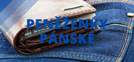 Pánské kožené peněženky na ModexaStyl