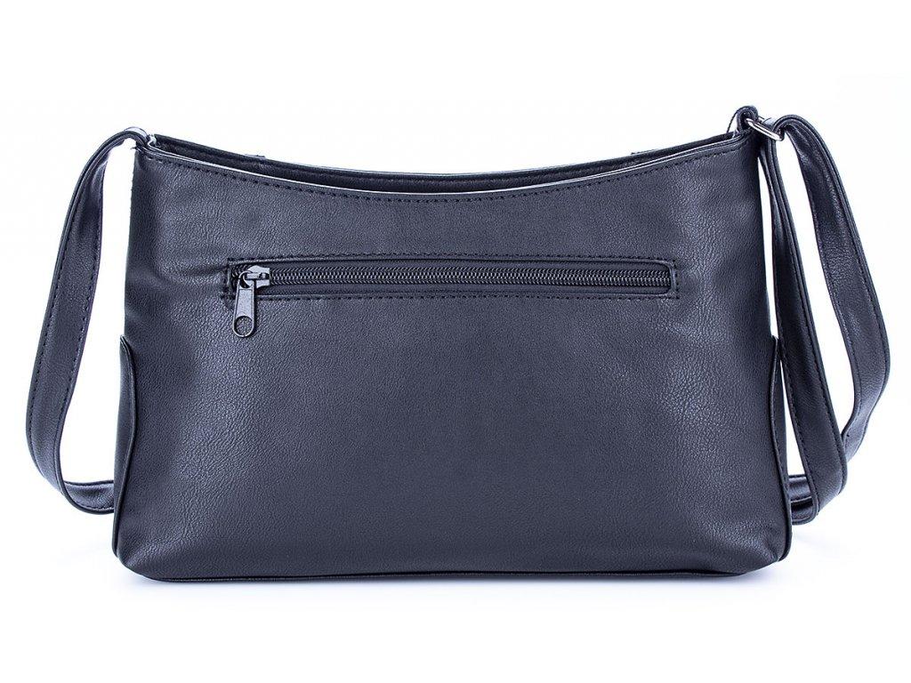 Malá kabelka přes rameno kožená Jennifer Jones 3025 (7)