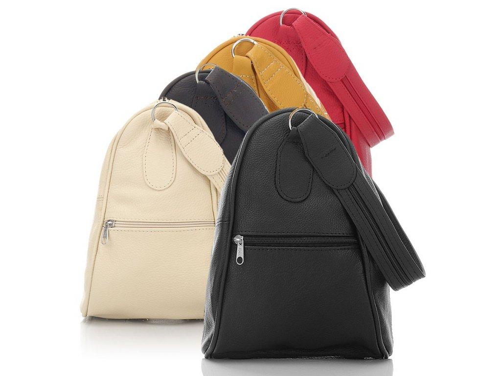 2v1 dámský batůžek a kabelka přes rameno 276-AB - ModexaStyl.cz 663aa2866a