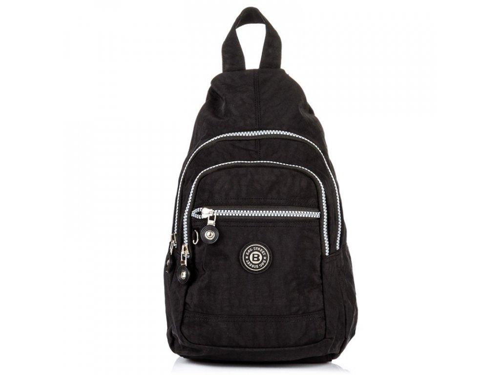 Lehký dámský batůžek 2257 Bag Street černý Modexastyl