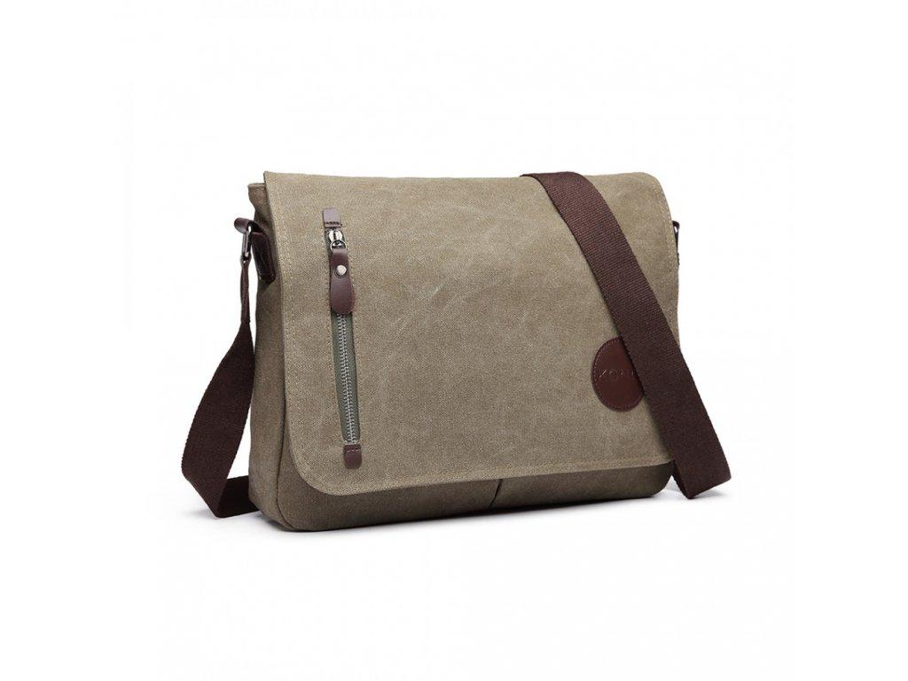 c1315edda5 Kvalitní taška přes rameno E1824 - černá - ModexaStyl.cz