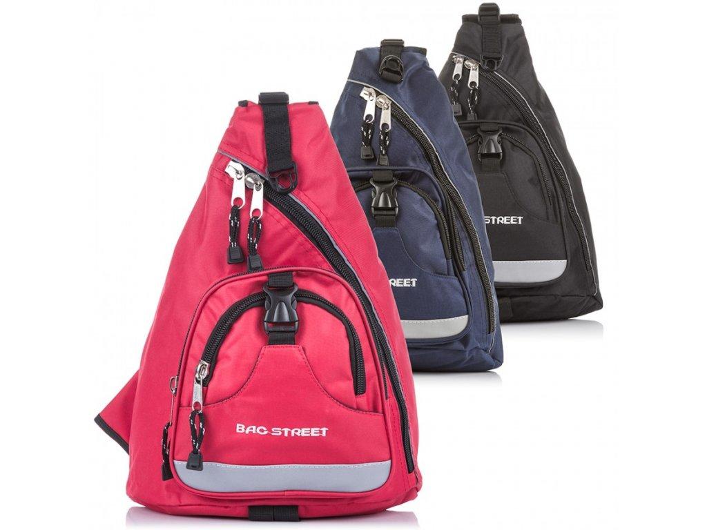 Sportovní batoh přes jedno rameno Unisex Bag Street 4033