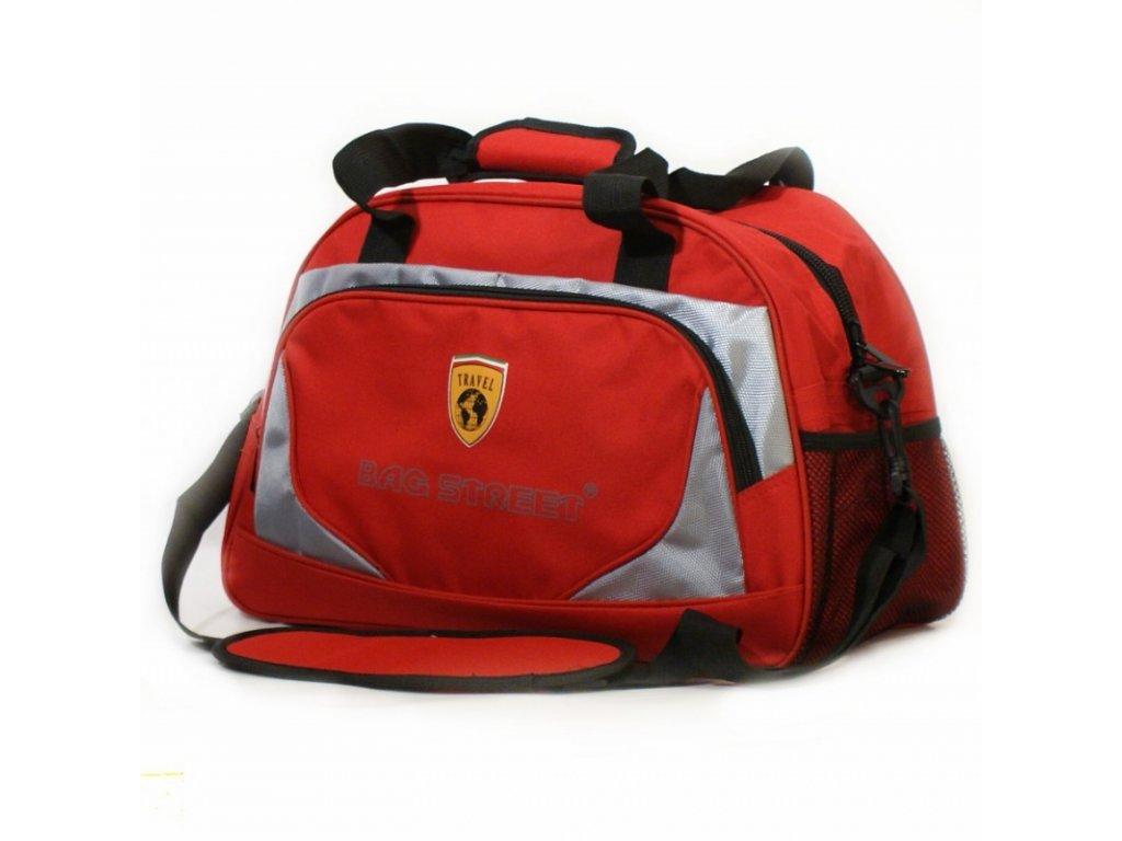 Malá sportovní a cestovní taška Bag Street 4043 tři barvy (1)