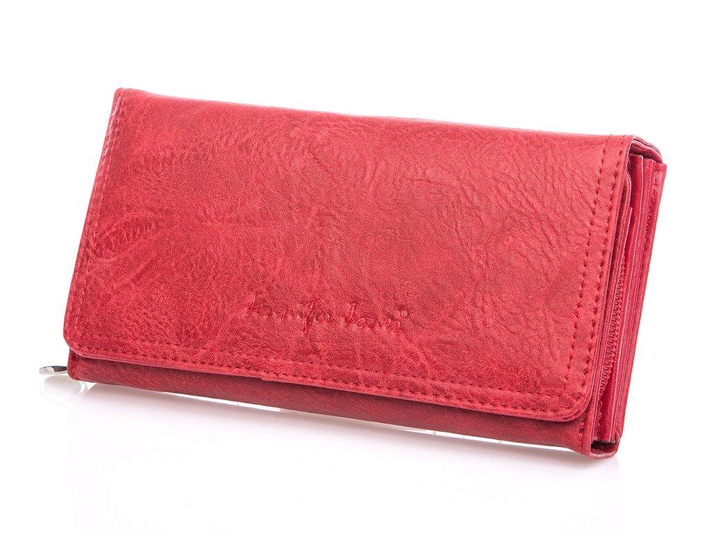 Dámská peněženka 1108 červená