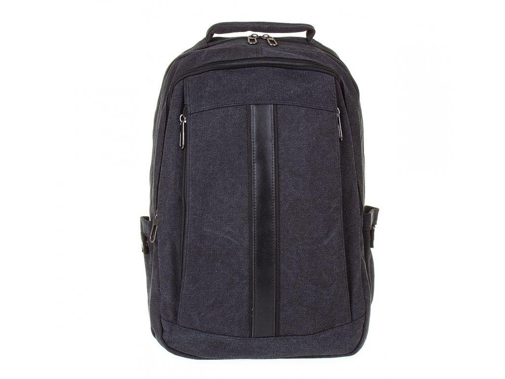 55739c7d08 Pánská taška přes rameno černá - ModexaStyl.cz