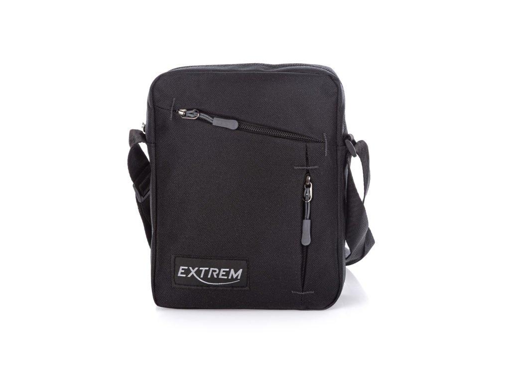 Pánská taška přes rameno černá Bag Street 4240 (2)