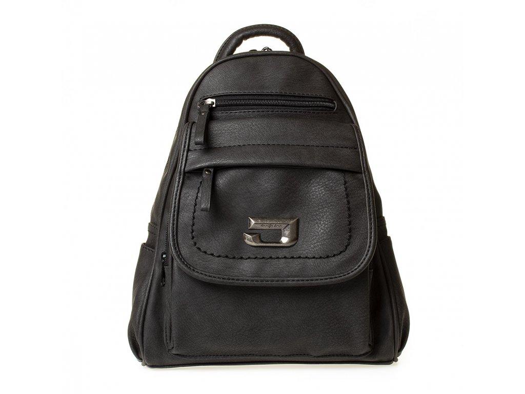 Dámský městský kožený batůžek Jennifer Jones 3831 (2)