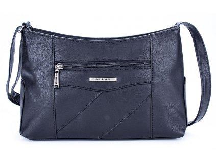 Malá kabelka přes rameno černá Bag Street 3025 ModexaStyl (4)