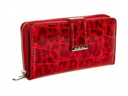 Dámská kožená peněženka 5280-3 červená