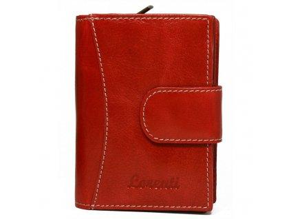 Dámská kožená peněženka červená Lorenti RD 09 BAL2 RED (3)