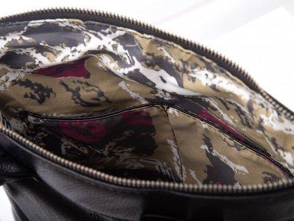 czarny duzy plecak damski ze skory jennifer jones 3132 1