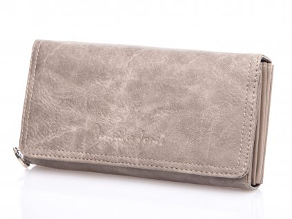Dámská peněženka 1108 šedá