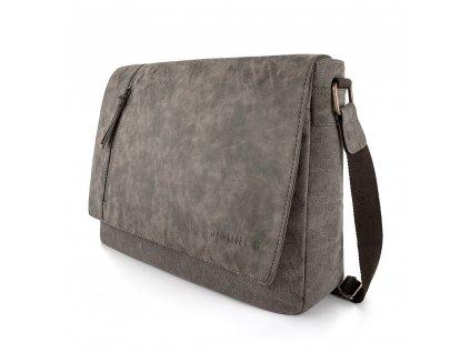 Pánská taška přes rameno hnědá velká J JONES 4526 Harolds ModexaStyl