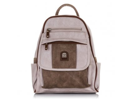 Módní dámský kožený batoh Charm Schape GC 15 (1)