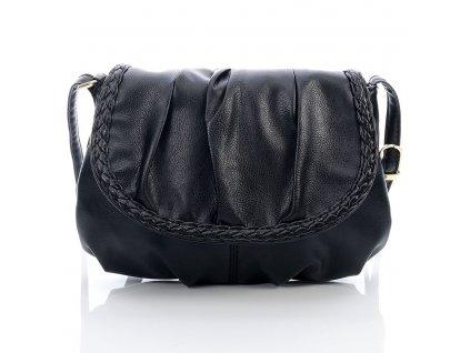 Malá dámská kabelka přes rameno černá Bag Street 3257-BK