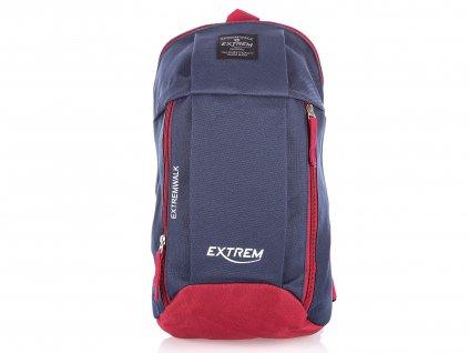 Dámský batůžek sportovní Bag Street 4084 BE modrý (2)