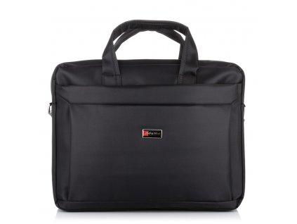 Pánská taška na notebook Bag Street černá 4421 (1)
