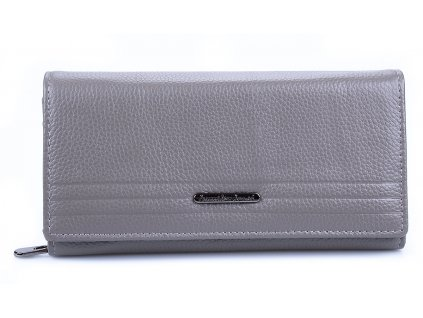 Dámská kožená peněženka Jennifer Jones 5274 šedá (1)