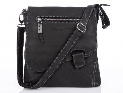 Crossbody kabelka přes rameno 3421 Bag Street černá ModexaStyl (2)