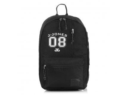 Stylový městský batoh City 4090 J Jones černý ModexaStyl (1)